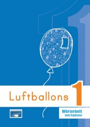 Luftballons 1 Wortheft