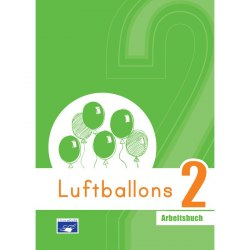 Luftballons 2 Activity Book / Робочий зошит