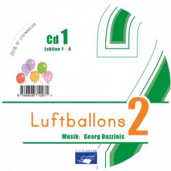 Luftballons 2 CD 1 / Аудіо диск