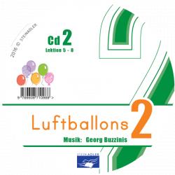 Luftballons 2 CD 2 / Аудіо диск