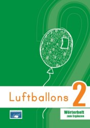 Luftballons 2 Wortheft