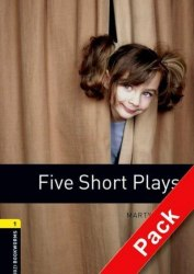 Oxford Bookworms Library 1: Five Short Plays + Audio CD