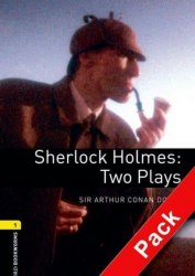 Oxford Bookworms Library 1: Sherlock Holmes: Two Plays + Audio CD