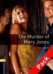 Oxford Bookworms Library 1: The Murder of Mary Jones + Audio CD