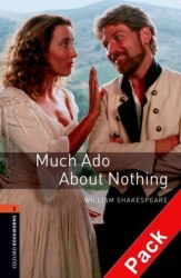 Oxford Bookworms Library 2: Much Ado about Nothing + Audio CD