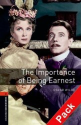 Oxford Bookworms Library 2: The Importance of Being Earnest + Audio CD