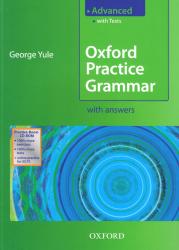 Oxford Practice Grammar Advanced + key + CD-ROM / Граматика