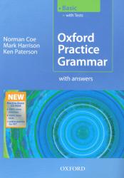 Oxford Practice Grammar Basic + key + CD-ROM / Граматика