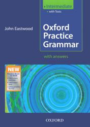 Oxford Practice Grammar Intermediate + key + CD-ROM / Граматика