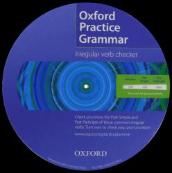 Oxford Practice Grammar: Irregular Verb Checker / Картонний круг