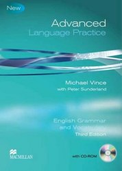 Language Practice 3rd Edition Advanced + key + CD-ROM