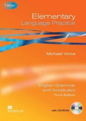 Language Practice 3rd Edition Elementary/KET + key + CD-ROM