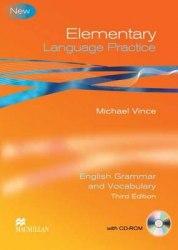 Language Practice 3rd Edition Elementary/KET + key + CD-ROM