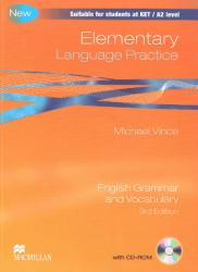 Language Practice 3rd Edition Elementary/KET w/o key + CD-ROM