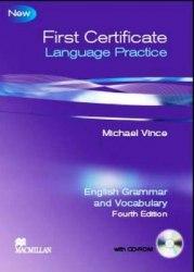 Language Practice 4th Edition FCE + key + CD-ROM