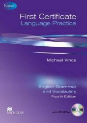 Language Practice 4th Edition FCE w/o key + CD-ROM
