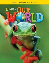 Our World 1 Workbook with Audio CD / Робочий зошит