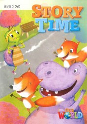 Our World 3 Story Time DVD / DVD диск