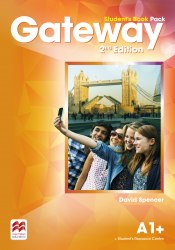 Gateway A1+ (2nd Edition) Student's Book Pack / Підручник для учня