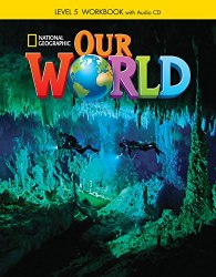 Our World 5 Workbook with Audio CD / Робочий зошит