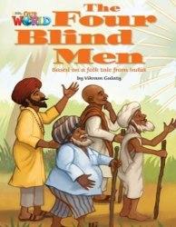 Our World Reader 3: Four Blind Men / Книга для читання