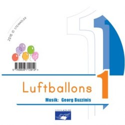 Luftballons 1 CD / Аудіо диск