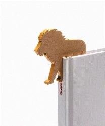 Woodland Lion / Закладка