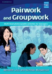 Pairwork and Groupwork Book: Multi-level photocopiable activities for teenagers
