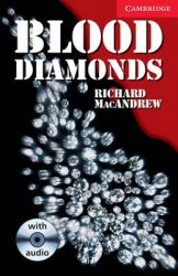 Cambridge English Readers 1: Blood Diamonds: Book with Audio CD Pack