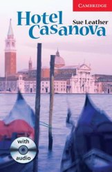 Cambridge English Readers 1: Hotel Casanova: Book with Audio CD Pack