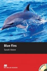 Blue Fins with Audio CD - Sarah Axten / Книга для читання