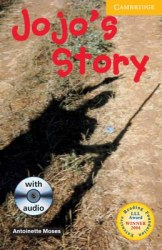 Cambridge English Readers 2: Jojo's Story: Book with Audio CD Pack