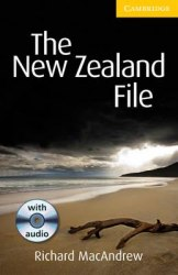 Cambridge English Readers 2: The New Zealand File + Audio CD