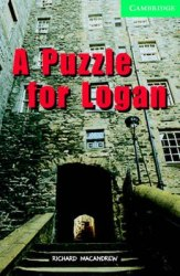 Cambridge English Readers 3: Puzzle for Logan: Book with Audio CDs (2) Pack