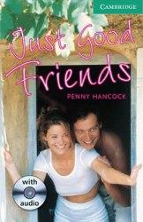 Cambridge English Readers 3: Just Good Friends + CD