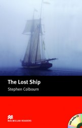 The Lost Ship with Audio CD - Stephen Colbourn / Книга з Аудіо диском