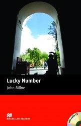 Lucky Number with Audio CD - John Milne / Книга для читання