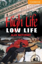 Cambridge English Readers 4: High Life, Low Life + Downloadable Audio (US)