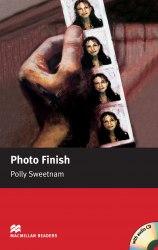Photo Finish with Audio CD - Polly Sweetnam / Книга для читання