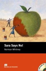 Sara Says No! with Audio CD - Norman Whitney / Книга для читання