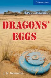 Cambridge English Readers 5: Dragons' Eggs: Book with Audio CDs (3) Pack