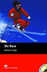 Ski Race with Audio CD / Книга з Аудіо диском