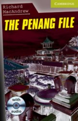 Cambridge English Readers Starter: The Penand File: Book with Audio CD Pack