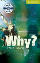 Cambridge English Readers Starter: Why? + Audio CD