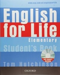 English for Life Elementary Student's Book / Multi-Rom / Підручник для учня