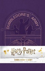 Harry Potter: Dumbledore's Army Hardcover Ruled Journal / Блокнот