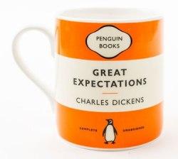 Great Expectations Mug / Чашка