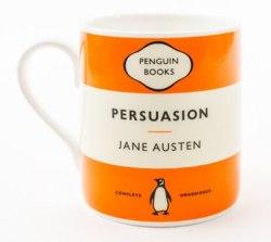 Persuasion Mug / Чашка