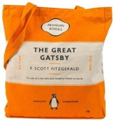 The Great Gatsby Book Bag / Сумка