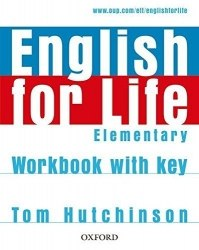 English for Life Elementary Workbook / key / Робочий зошит